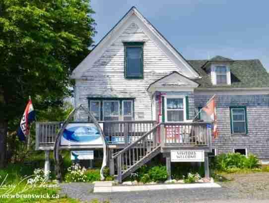 Gaskin Museum of Marine Life - Grand Manan