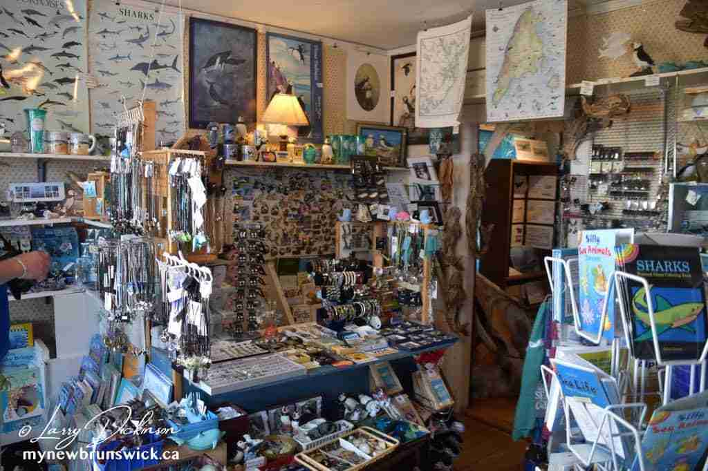 Gaskin Museum, Gift Shop Grand Manan