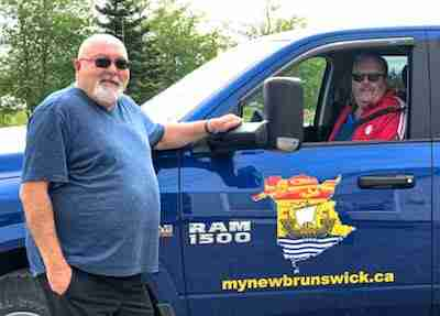 Larry & Steve MyNB.ca
