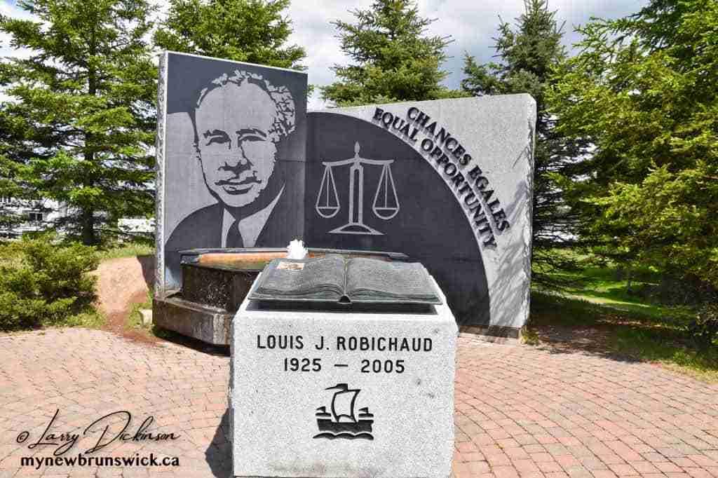 Louis J. Robichaud Memorial Sainte-Antoine