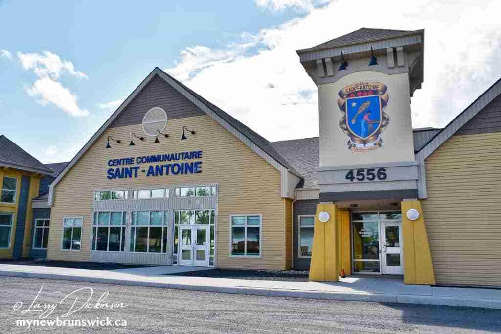 Village of Saint-Antoine Municipal Office