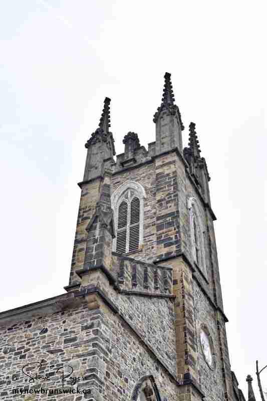 St. John's Stone Church Saint John