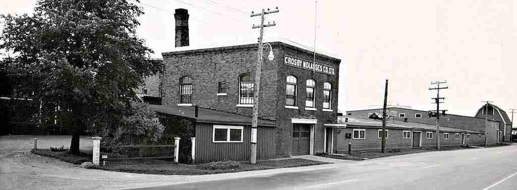 Crosby Molasses Office Saint John
