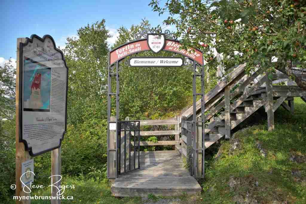 Fortin Du Petit-Sault, Edmundston