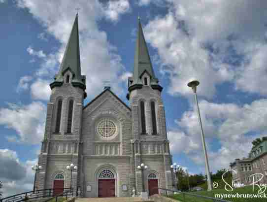 Cathedral of the Immaculate Conception - Edmundston