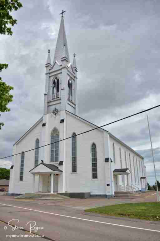 Church Of Visitation Grande-Digue, NB