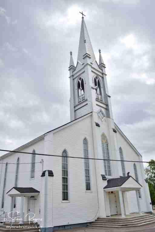 Church Of Visitation Grande-Digue, NB