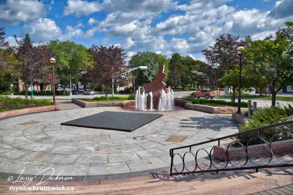 City Hall Square Park, Edmundston