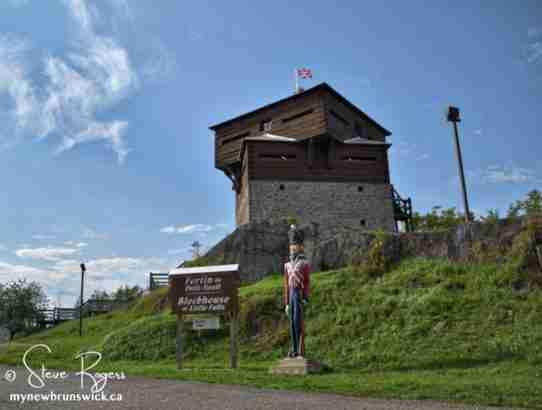 Fortin Du Petit-Sault - Edmundston