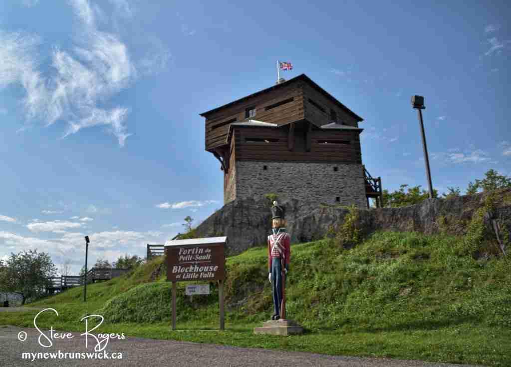 Fortin Du Petit-Sault – Edmundston