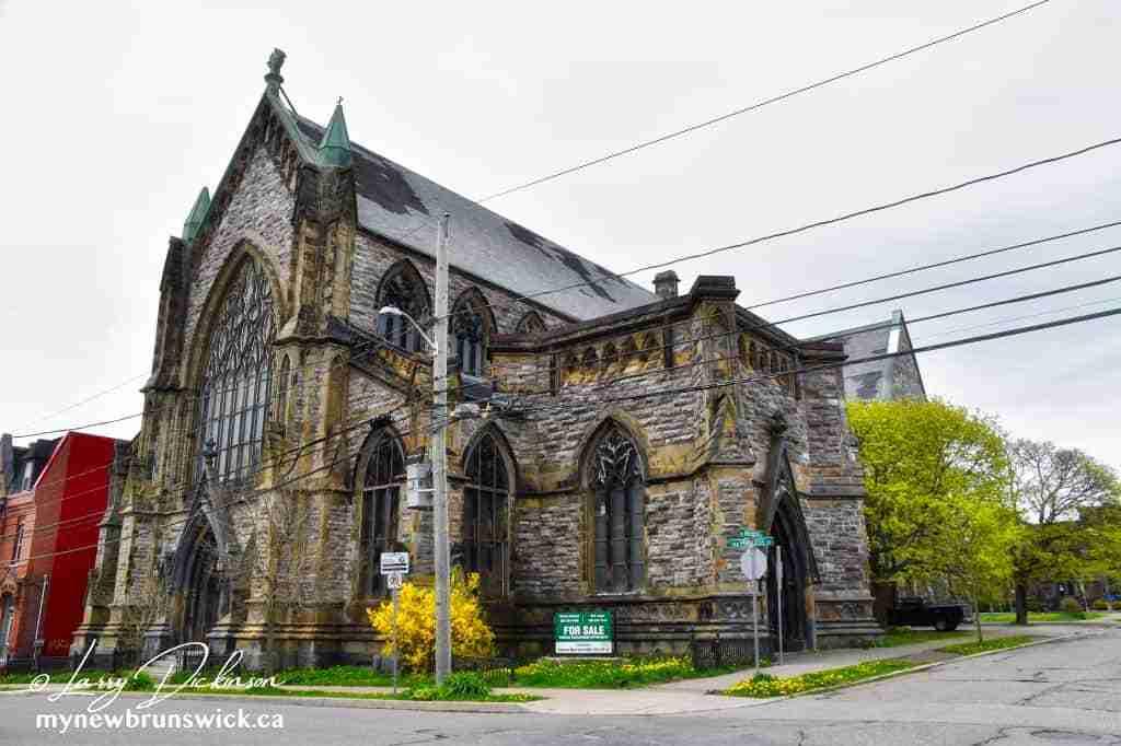 Old Centenary Methodist Church Saint John