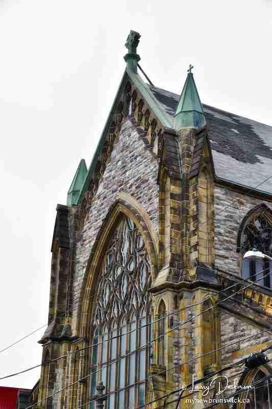 Old Centenary Methodist Church