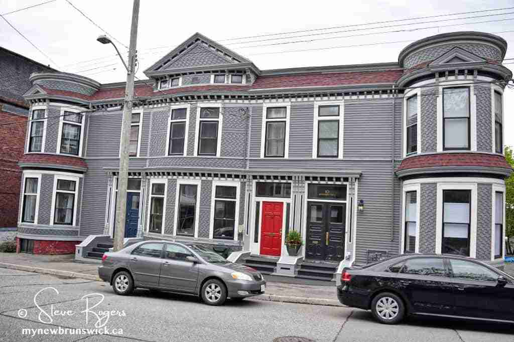 Robert Keltie Jones Residence – Saint John