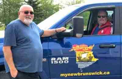 Larry & Steve, MyNB