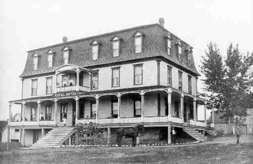 The Royal Hotel, Edmundston