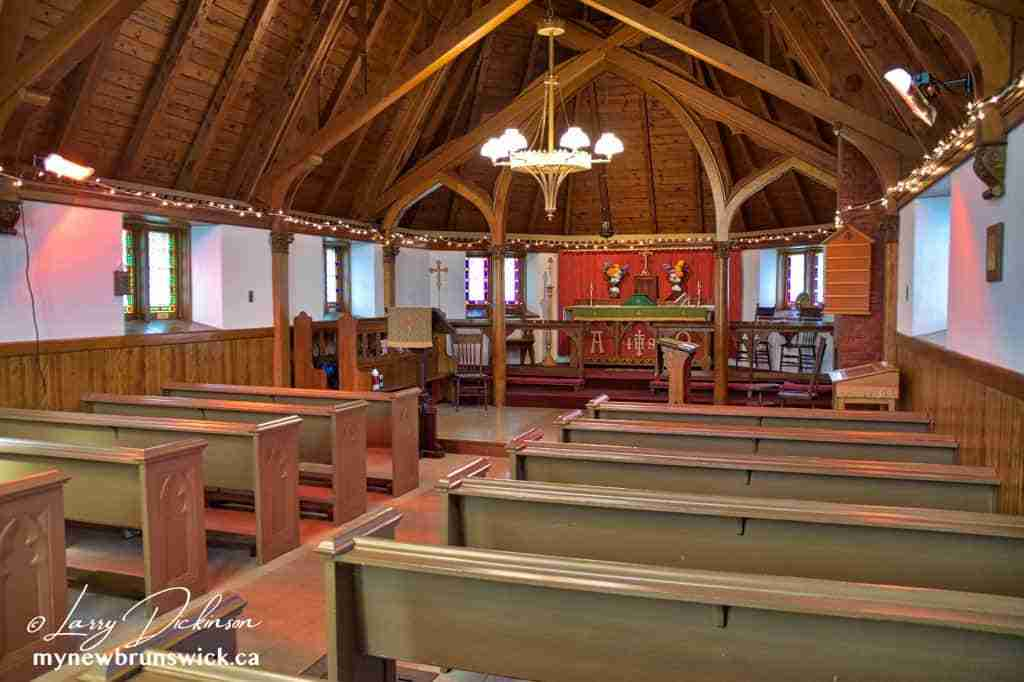 St. Alban's Anglican Church - Riverside-Albert