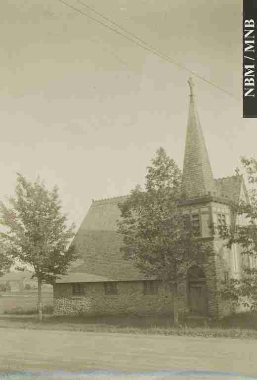 St. Alban's Church 1933 Albert NB