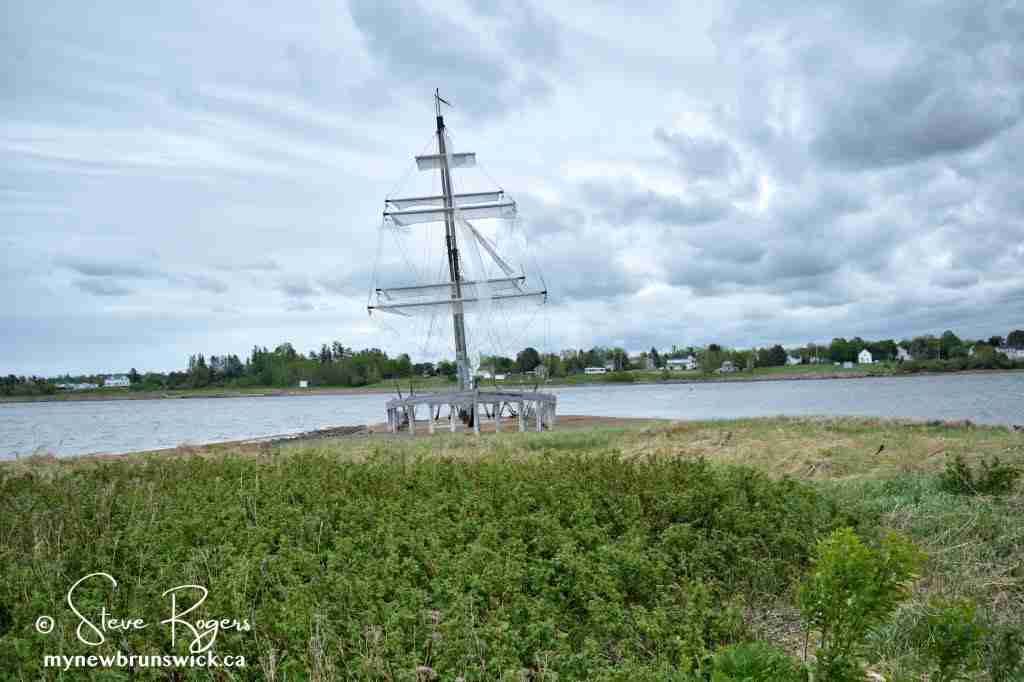 The Mast, Rexton NB