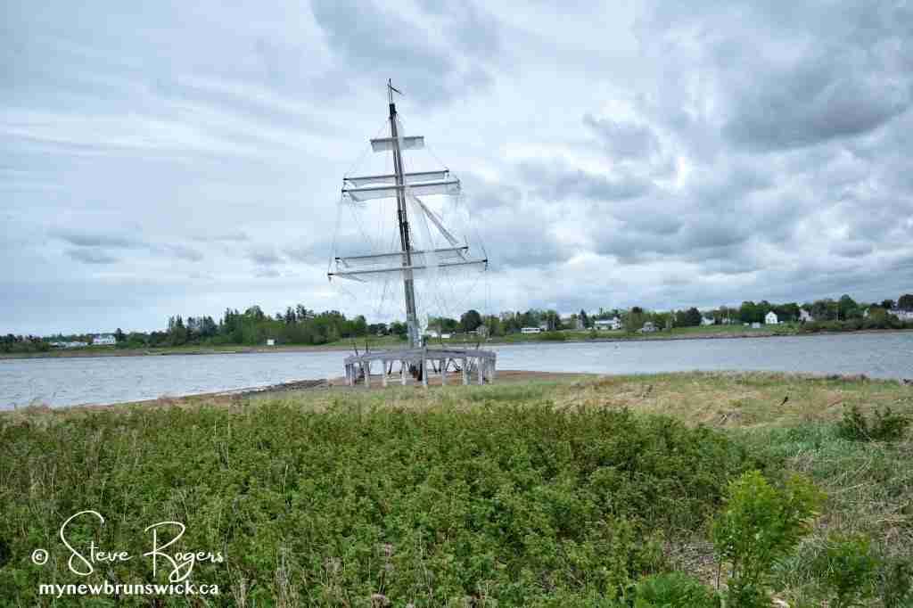 The Mast, Rexton NB