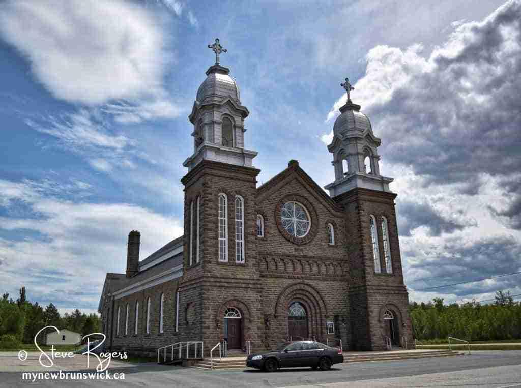 Church of St. Anne – Baie-Sainte-Anne