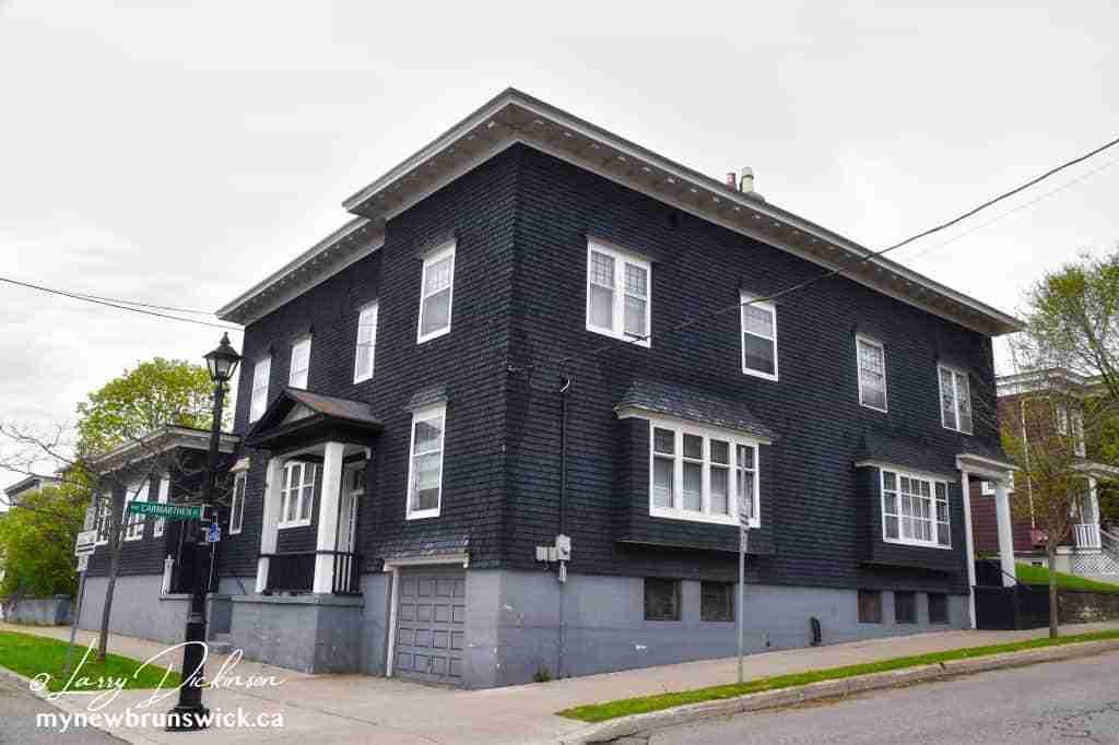 Frederick G. Spencer Residence Saint John NB