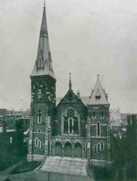 St. Andrews Church Saint John