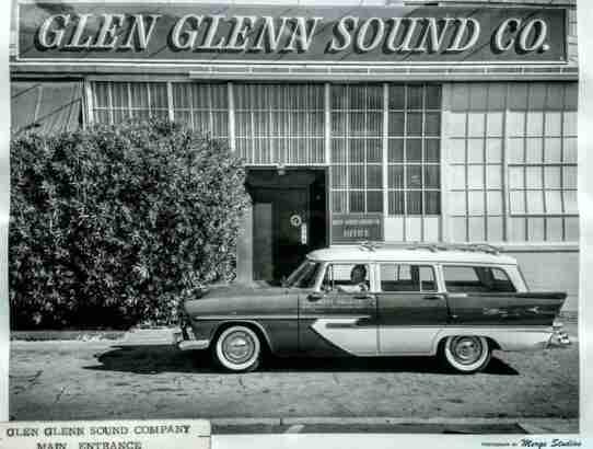 Glen Glenn Sound Recording Co.