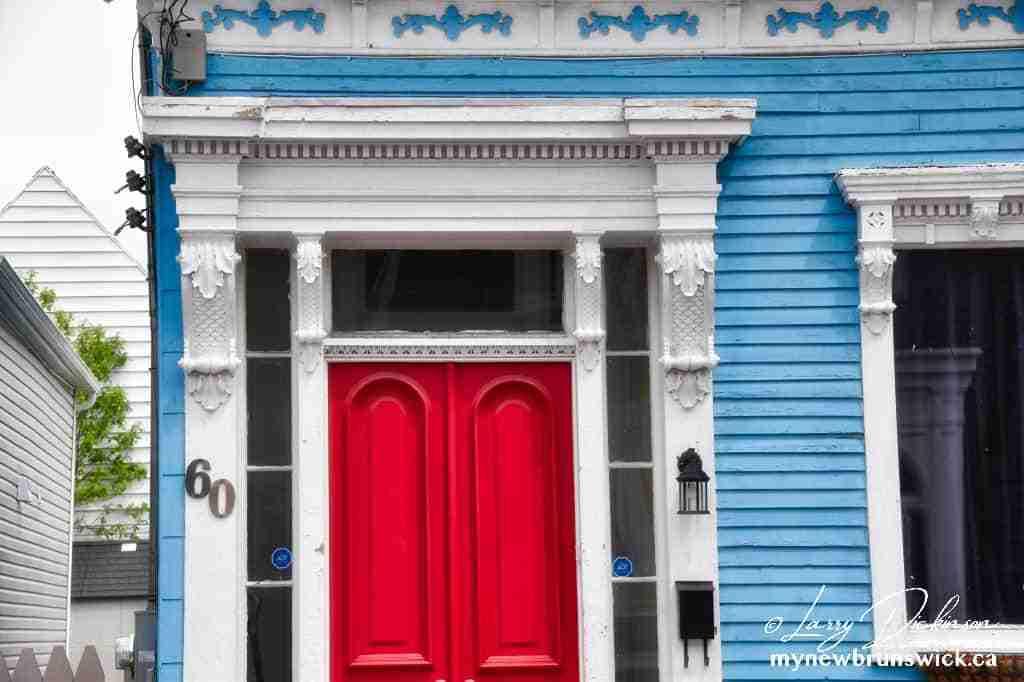 Edwin Nelson Residence Saint John NB