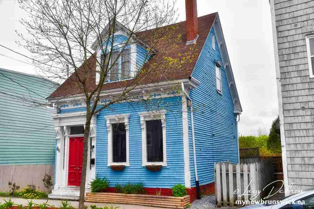 Edwin Nelson Residence – Saint John