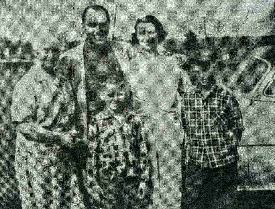 Glen Glenn Family