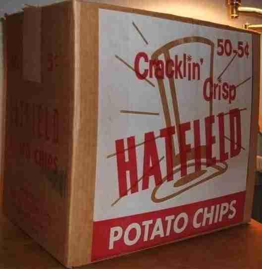 Hatfield Potato Chips