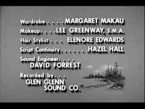 Glen Glenn round Recording Company