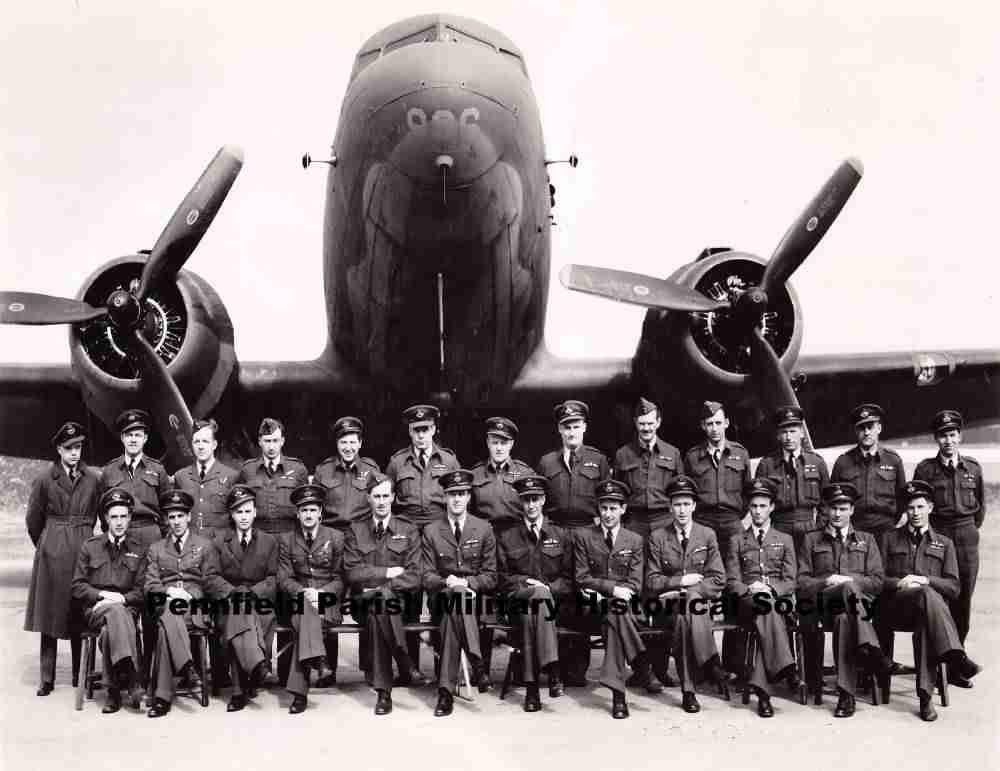 Pennfield Airmen RCAF Station 10