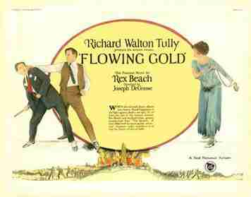 Flowing Gold 1924 Film