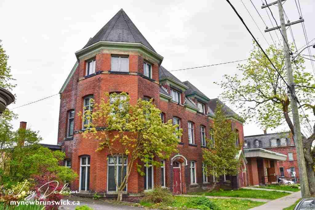 Germain Street Baptist Church – Saint John