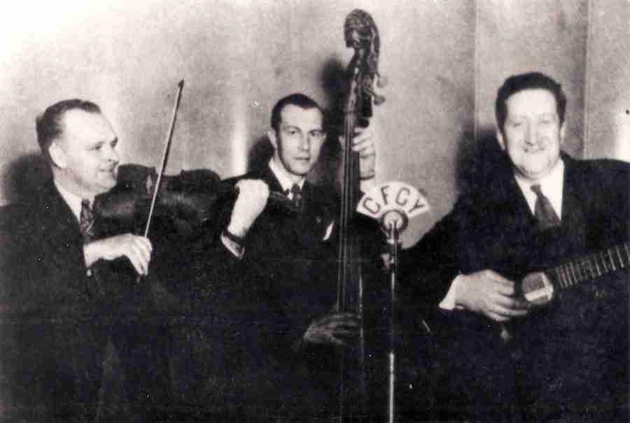 Don Messer Backwoods Trio