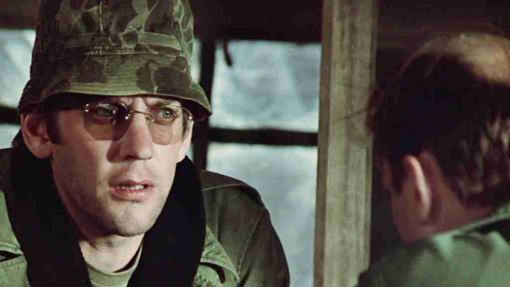 Donald Sutherland M*A*S*H
