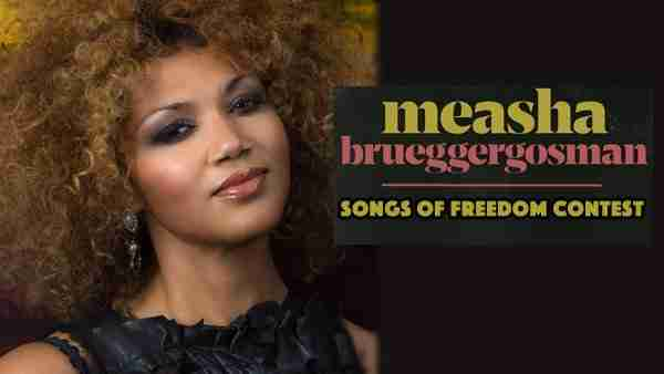 Measha Brueggergosman Songs of Freedom