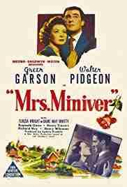 Mrs. Miniver Movie Poster