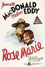 Rose Marie Movie Poster