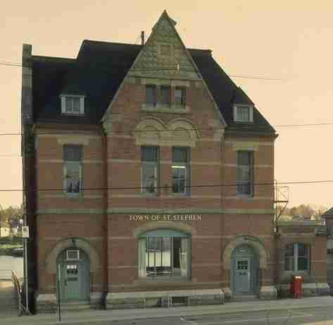 St. Stephen NB Post Office