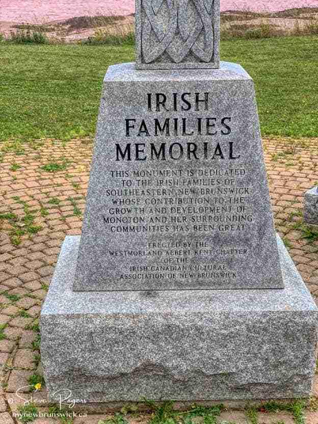 Irish Families Monument