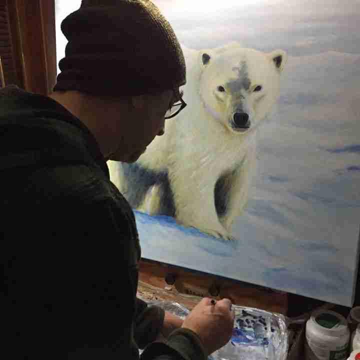 Ken Tobias, Painter