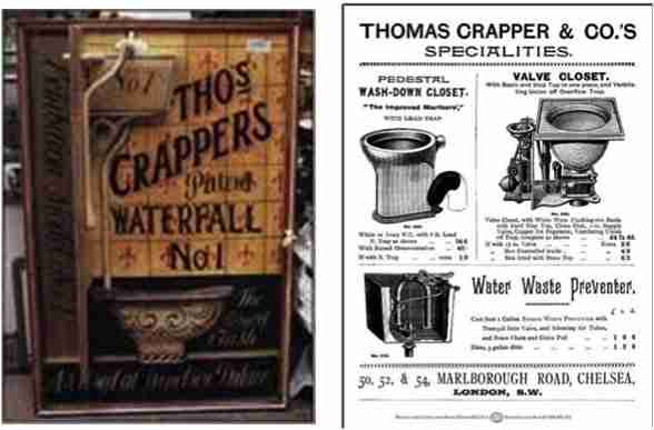 Thomas Crapper Company