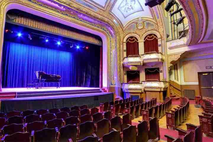 Capitol Theatre Moncton NB