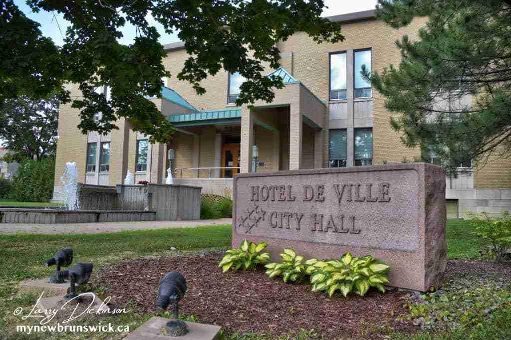 Edmundston City Hall