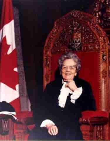 Hon. Muriel McQueen Fergusson