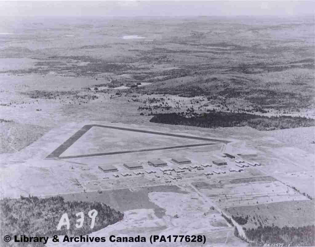 Pennfield Ridge Air Base, Pennfield NB
