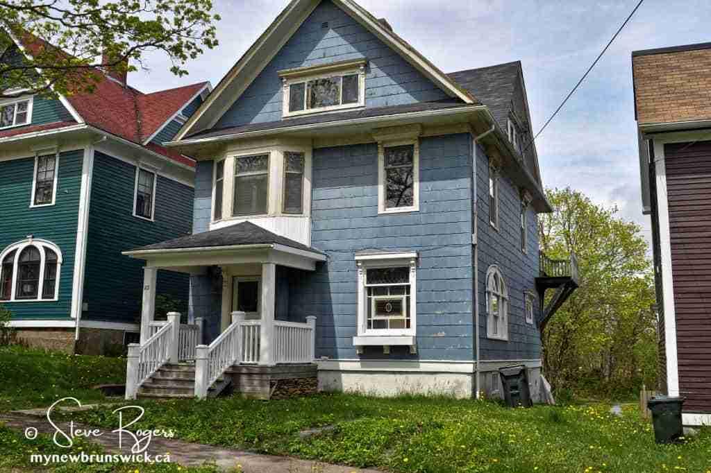 Usher H. Miller Residence – Saint John