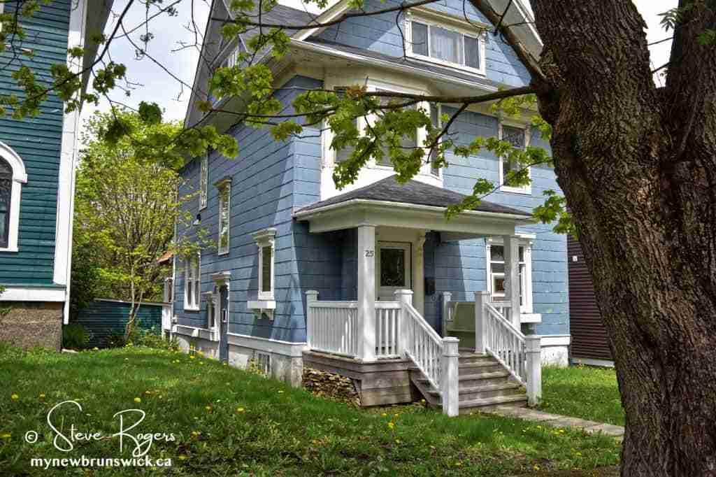 Usher H. Miller Residence Saint John